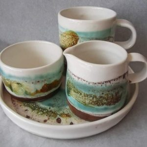 Small Ceramic Milk Jug